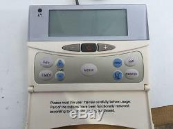 10,500 Btu Heat Pump Inverter Air Conditioning Conditioner Through Wall Unit New