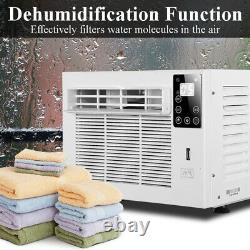 1100W 3754BTU Window Desk Portable Air Conditioner Conditioning Cooling Heating