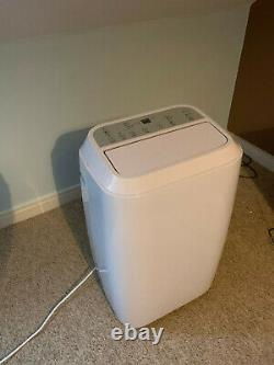 12000 BTU SMART WIFI App-controllable Portable Air Conditioner with heatpump