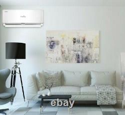 12,000 BTU 1 Ton Ductless Mini Split Air Conditioner 110V/60Hz IndoorUnit Only