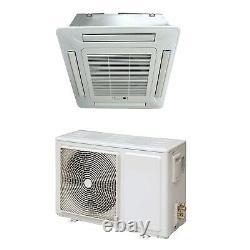 18000 BTU Compact Ceiling Cassette Air Conditioner 5kW with Heat Pum eiQ-CRFC18K