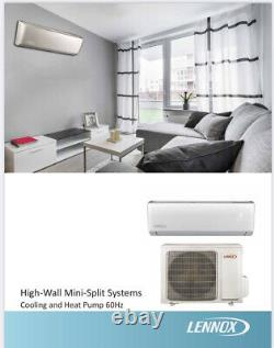 24000 BTU Air Conditioner Mini Split 10 SEER R22 AC Ductless Heat Pump 220V