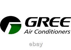 24000 Btu Gree Heat Pump Inverter Split Air Conditioning Conditioner Wall Mount