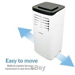 3-in-1 Portable Air Conditioner Unit 7000 BTU Cooler / Fan / Dehumidifier