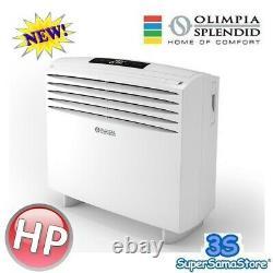 3s Olimpia Splendid Unico Easy HP S1 Air Conditioner With Heat Pump 7000 Btu New