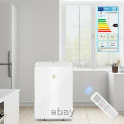4-in-1 Eco 14000BTU Air Conditioner Portable Conditioning Unit 4.25KW Class A