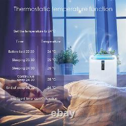 4in1 Eco Wifi 12000BTU Air Conditioner Portable Conditioning Unit 3.53KW Class A