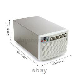 6000BTU 1400W Window Wall Box Air Conditioner Refrigerated Cooling Remote