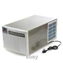 6000BTU 1400W Window Wall Box Air Conditioner Refrigerated Cooling Remote NEW