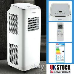 9000BTU 5in1 Air Conditioner Portable Cooler Fan Remote Humidifier Purifier R290