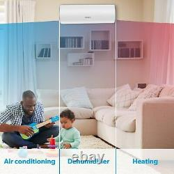 9000 BTU WIFI Smart A+++ easy-fit DC Inverter Wall Split Air Conditioner with He