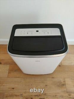 AEG AXP34U338CW ChillFlex Pro Portable Air Conditioner 12000BTU White MINT NR