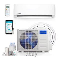 Advantage 3rd Gen 12,000 BTU 1 Ton Ductless Mini Split Air Conditioner and Heat