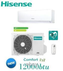 Air Conditioner / Inverter-Klimagerät 12000BTU Hisense Neu Comfort DJ35VE00G