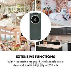 Air Conditioner Portable Conditioning Unit 12000BTU Remote control black