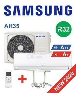 Air Conditioner Samsung AR35 9000 Btu R32 with Stirrup F-AR09ART 2020