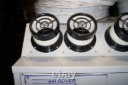 Air Rover Xl60camv Portable Air Conditioner 60,000 Btu/h 208-230/460 Vac 3 Phase