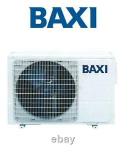 Baxi Air Conditioning Dual Split Inverter Astra 9+ 12 Btu R32 LSGT40-2M