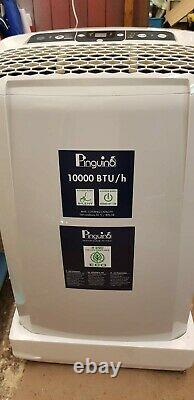 Boxed De'Longhi 10K BTU Portable Air Conditioning, PAC CN92 SILENT RRP 692.00