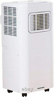 Daewoo Air Conditioning Unit 9000 BTU 3in1 w Remote Portable Air Conditioner New