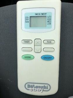 De'Longhi PAC C110 Portable Air Conditioner, 11,000 Btu