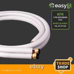 EASYFIT PLUS KFR23IWithX1C-M Air-Conditioning Kit 9000btu Split System + Wi-fi