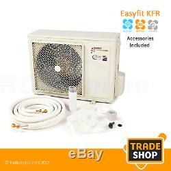 EASYFIT PLUS KFR33IWithX1C-M Air-Conditioning Kit 12000btu Split System + Wi-fi