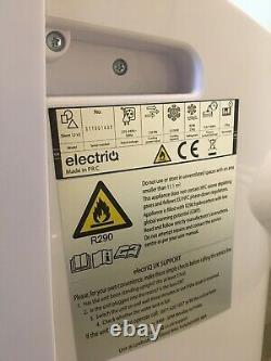 ELECTRIQ SILENT 12 12000 BTU Quiet Portable Air Conditioner & Dehumidifier