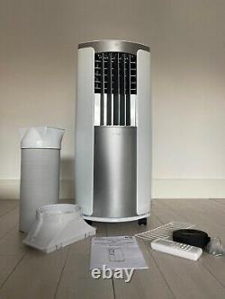 EcoAir ARTICA Cooling Portable Air Conditioning Unit, 8000 BTU WiFi