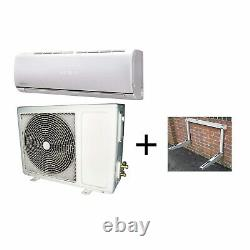 ElectriQ 12000 BTU Easy Fit Inverter Wall Split Air Condit BUN/eIQ-12WMINV/68788