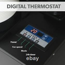 ElectriQ 12000 BTU Portable Commercial Air Conditioner for up to 30 sqm areas