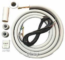 Energy Star Ductless Mini Split Air Conditioner HEAT Pump 18-25 SEER