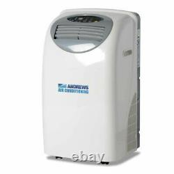 Free standing AC Andrew Sykes polar wind air conditioning unit 14000 BTU 4.1KW