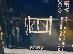 GE Smart WiFi Window Air Conditioner ENERGY STAR 230/208 Volt 18000 BTU new