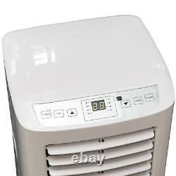 GRADE A1 Argo Swan 8000 BTU Portable Air Conditioner for rooms 77515746/1/SWAN