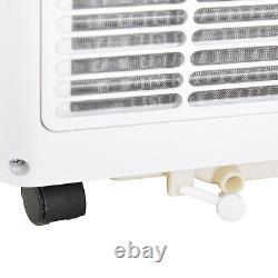 HOMCOM Mobile Air Conditioner With RC Cooling Dehumidifying Ventilating 5000 BTU