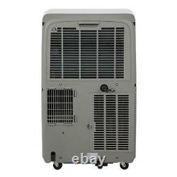 Hisense 12,000 BTU 3-In-1 Portable Air Conditioner with Remote White AP0821C