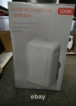 LOGIK Portable Air Conditioner, LAC10C19, 10000 BTU