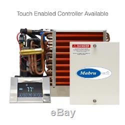 Marine Air Conditioner with Digital Control Copper Fin 4200 BTU 115V R134A 60Hz