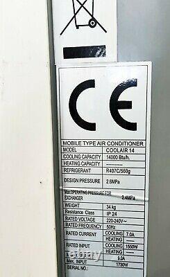 Mobile Air Conditioning Unit 14000 BTU COOLAIR14