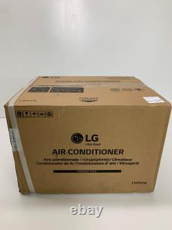 NEW IN BOX LG Electronics 5,000 BTU Window Air Conditioner with Manual Controls