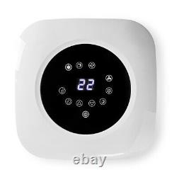 NEW Mobile Air Conditioner 9000 BTU Energy Class A Remote Control Time