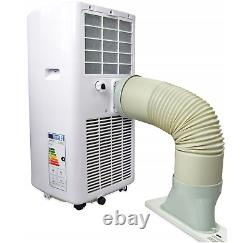 NEW Portable Slimline 8000 BTU EER A Air Conditioning Conditioner Unit