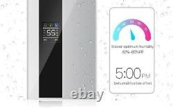 Portable 6000BTU AC Air Dehumidifier Air Conditioner Fan with Remote Indoor