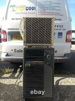 Portable air conditioner, Seveso Yeti split portable system, 9,000 btu