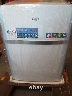 Portable air conditioner with heat pump (13000 BTU)