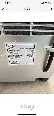 Portable split air conditioner 16000 btu