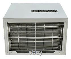 Prem-I-Air 12000 BTU DC Inverter Window Air Conditioner with Remote & Timer