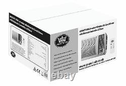 Prem-I-Air 9000 BTU DC Inverter Window Air Conditioner with Remote Control Timer