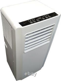 Prem-I-Air 9000 BTU Mobile Portable Air Conditioner With Remote + Timer EH1806